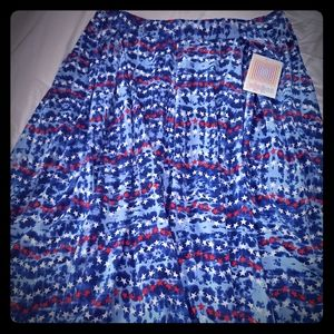 Lularoe  Madison Size Large Skirt NWT